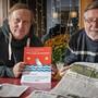 Sie wollen die Grossfusion verhindern (v.l.): Dieter Ammann (62, parteilos) und Roland Haldimann (59, Präsident EDU Aargau).