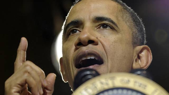 Angesichts des endlosen Blutvergiessens in Syrien lässt US-Präsident Barack Obama auch militärische Optionen prüfen. (Archiv)