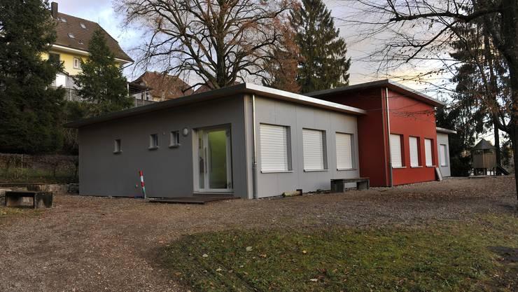 Die Gebäude auf dem Bachtelen-Areal sollen besser vor Hochwasser geschützt werden. (Archiv)