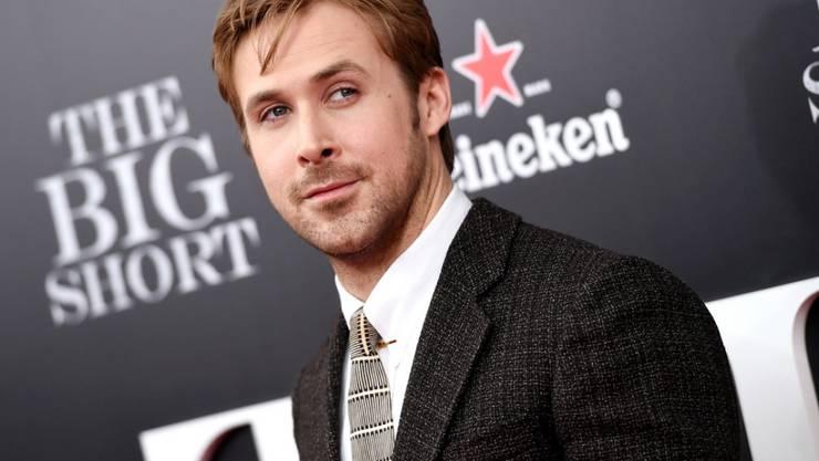 Kritiker der Konsumgesellschaft: Schauspieler Ryan Gosling glaubt nicht daran, dass Banken und Konsumenten irgendwann vernünftig werden (Archiv).