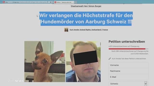 Höchststrafe für Hunde-Ersäufer gefordert