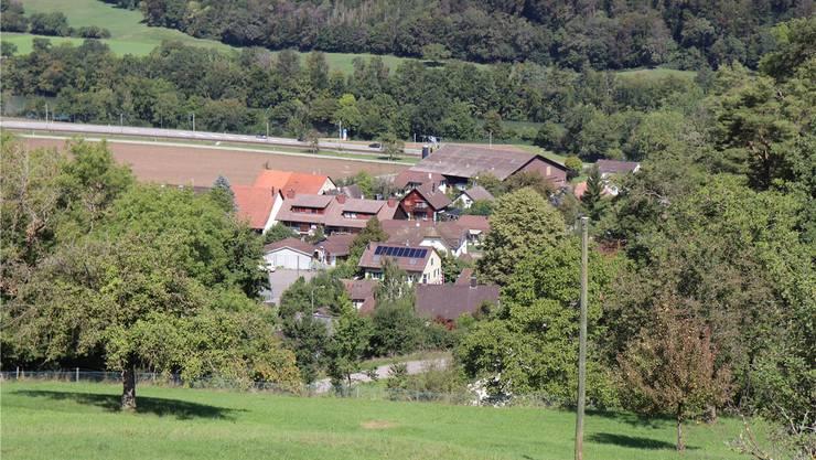 220 Einwohner: Mellikon ist ab 2022 die kleinste Gemeinde im Zurzibiet. Bild: pkr