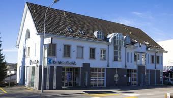 Die AKB hat ihre Niederlassung in Döttingen modernisiert.