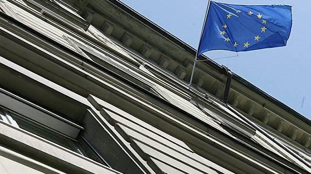 Paket an Vertretung der EU in Bern adressiert (Archiv)