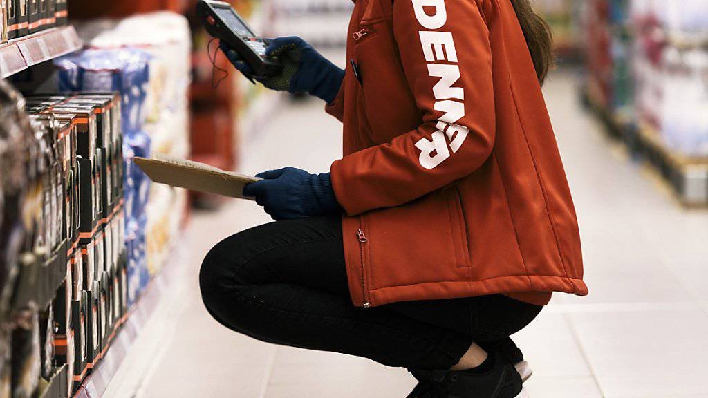 Denner erhöht die Lohnsumme im nächsten Jahr um 1 Prozent. (Archiv)