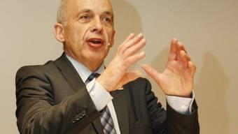 Bundespräsident Ueli Maurer (Archiv)