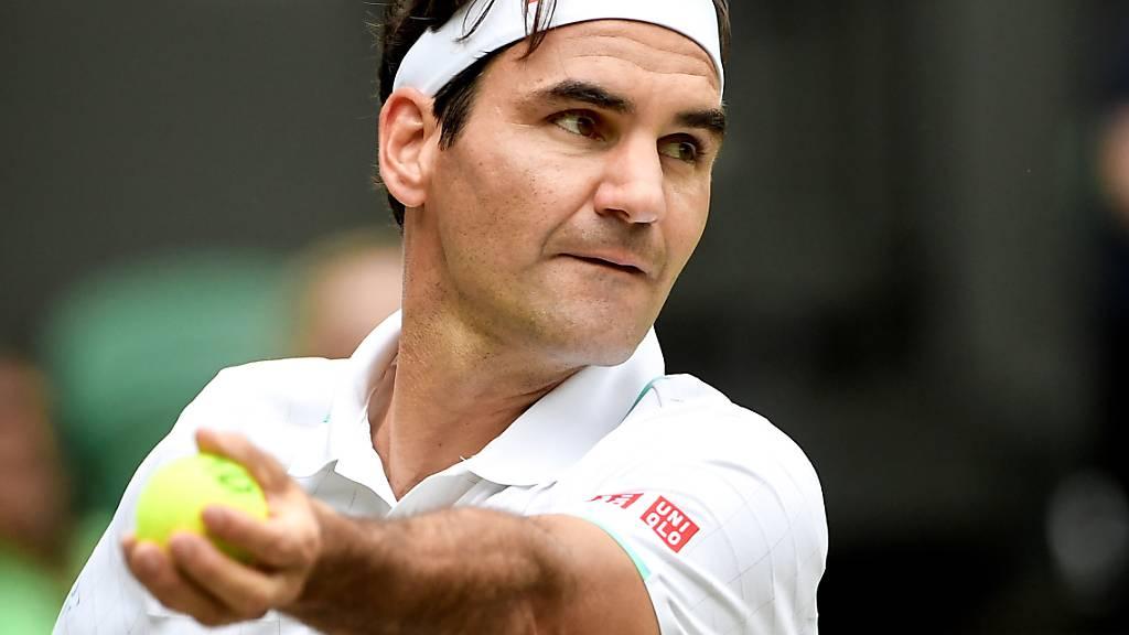 Roger Federers einstige Ausrüstungsgegenstände waren in den Auktionen gefragt