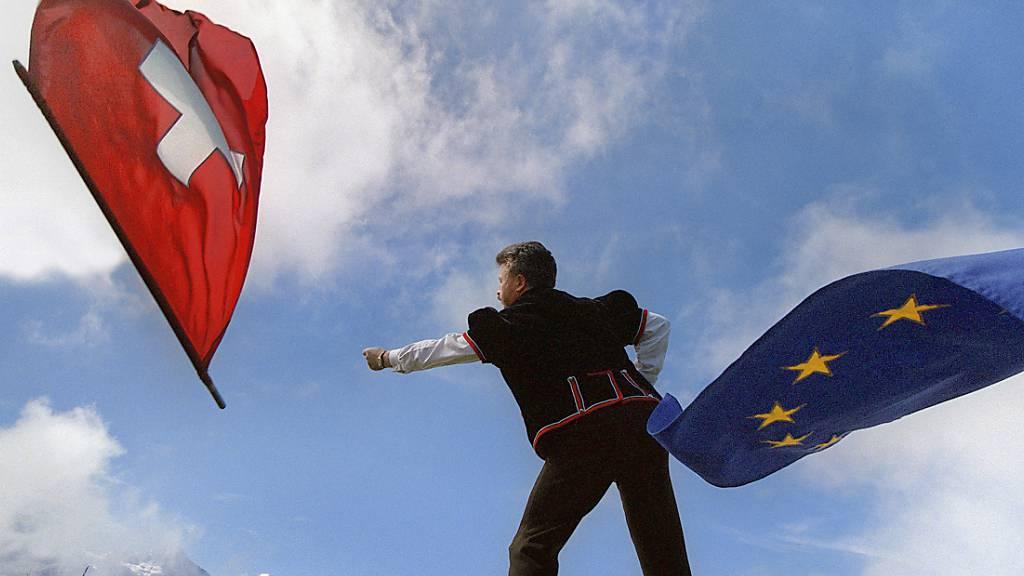 EVP-Resolution für ein besseres Verhältnis Schweiz-EU