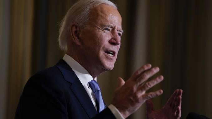 Mit 78 ist Joe Biden jetzt schon der älteste Präsident der amerikanischen Geschichte.