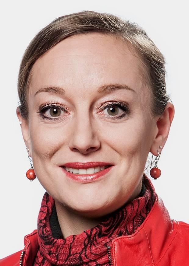 Toya Krummenacher, Gewerkschaftssekretärin VPOD