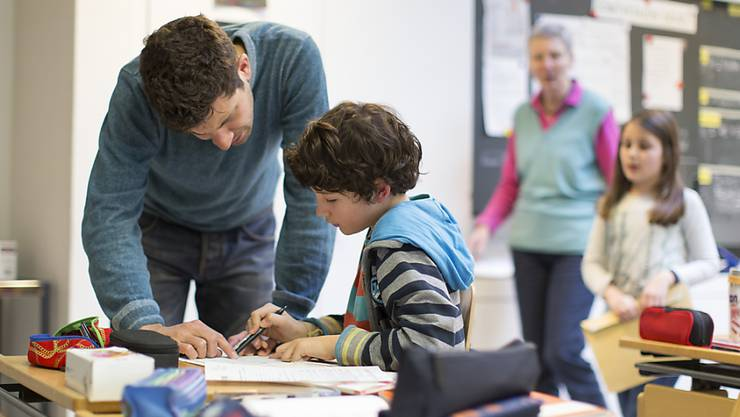 Lehrer müssen sich auch in Zukunft kaum Sorgen um ihre Stelle machen.