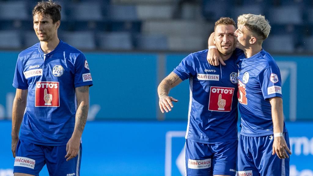 Dank Margiotta: FC Luzern holt Remis 2:2