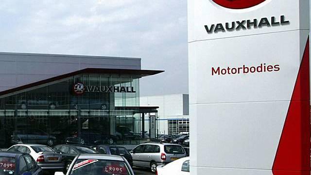 GM streicht Stellen bei der Opel-Schwester Vauxhall (Archiv)