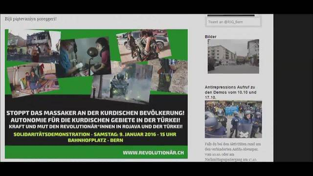 Wird Kurden-Demo erneut ausarten?