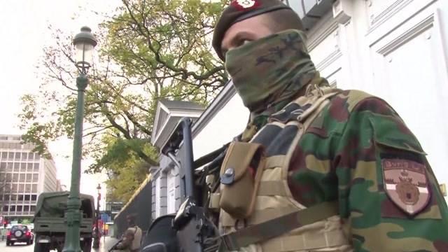 Höchste Terror-Warnstufe in Brüssel