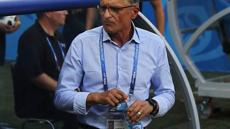 Adam Nawalka muss nach knapp fünf Jahren als Nationalcoach Polens gehen