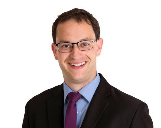 Grossrat Christoph Hagenbuch (SVP) kämpft für eine Steuersenkung - doch der Grosse Rat lehnt eine solche ab.