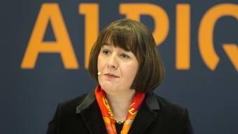 Alpiq-Chefin Jasmin Staiblin verkauft die Wasserkraftwerke nun doch nicht.