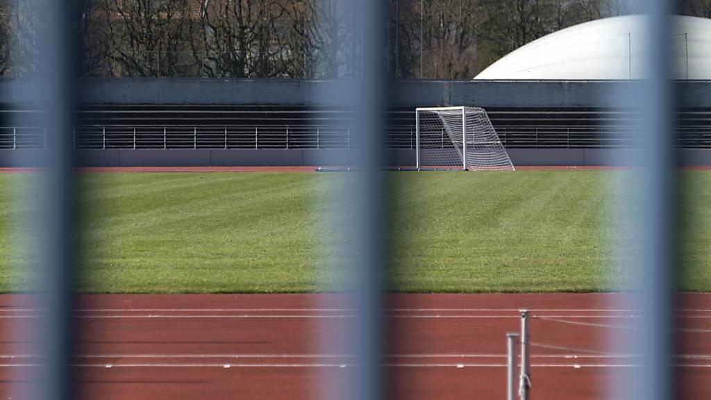 Der Bundesrat will auch in den nächsten sechs Jahren den Bau von Sportanlagen fördern. Er beantragt dem Parlament Kredite im Umfang von 67 Millionen Franken. (Themenbild)
