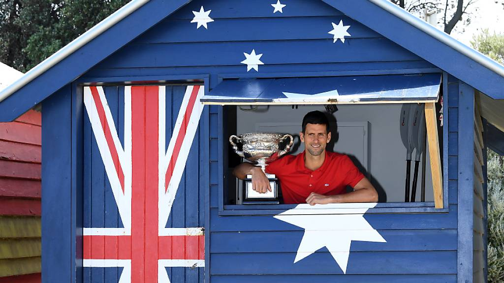 Djokovic löst Federer als Rekordhalter ab