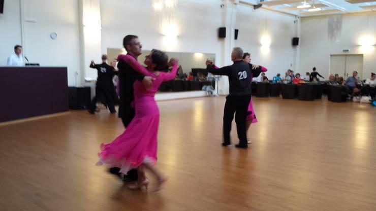 Schweizermeisterschaft Supaleague Niederlenz TanzHalle 2016 swiss dance sport council