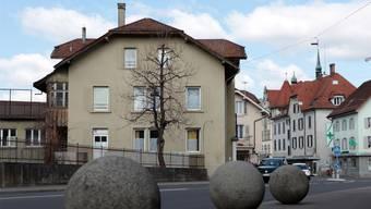Asylunterkunft mitten in Reinach