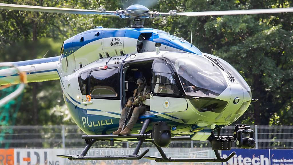 Polizei rechnet mit längerer Suche nach Schwarzwald-Mann