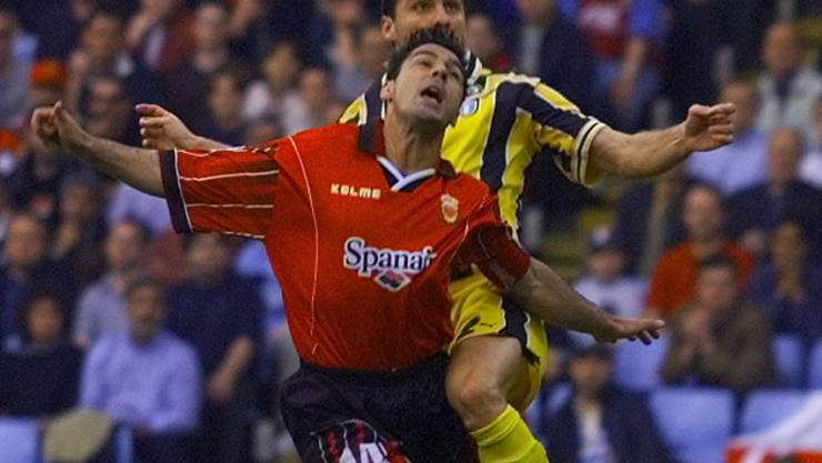 Da war Mallorca noch europäische Spitze: Szene aus dem Europacup-Final von 1999 gegen Lazio Rom