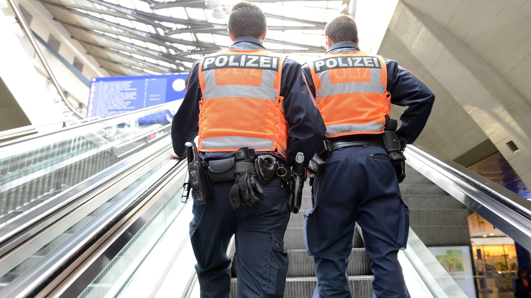 Luzern: Zeugenaufruf nach Raubüberfall
