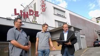 Liegenschaft Kino Linde Baden
