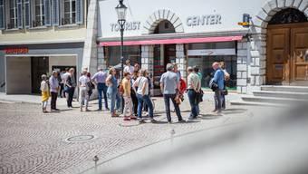 Stadtführung in Solothurn (13.Juni 2020)