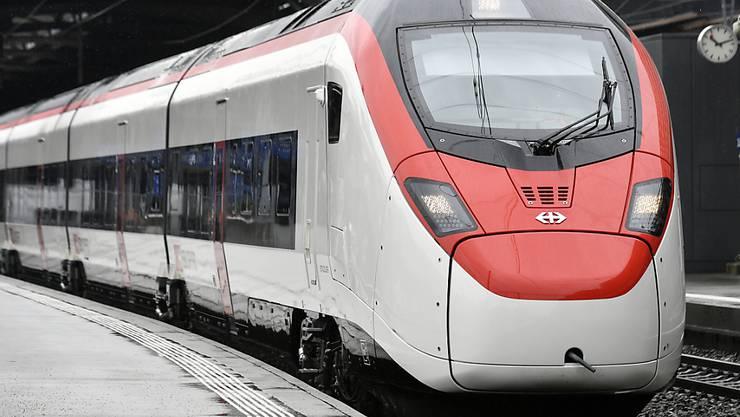 Auch der Gotthardzug Giruno von Stadler Rail rollt jetzt auf dem SBB-Netz. (Archivbild)