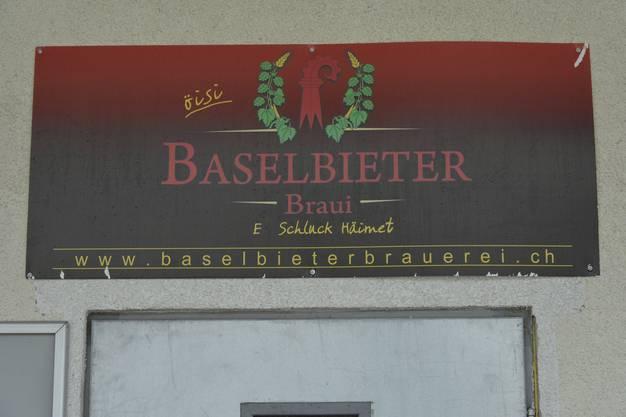 Das junge Unternehmen musste aufgrund hoher Überschuldung das Projekt «Baselbieter Bier» einstellen.
