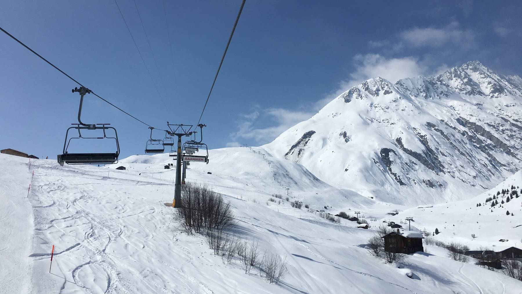 Skiarena Andermatt lockt mit Billig-Angeboten