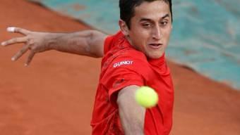 Nicolas Almagro wertet das Gstaader Feld weiter auf