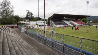 Auch im Gästeblock sollen im Brügglifeld Sitzplätze für die (Heim-)Fans aufgebaut werden