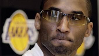 Der ehemalige Basketball-Superstar Kobe Bryant ist am Sonntag bei einem Helikopterabsturz in Kalifornien tödlich verunglückt. (Archivbild)