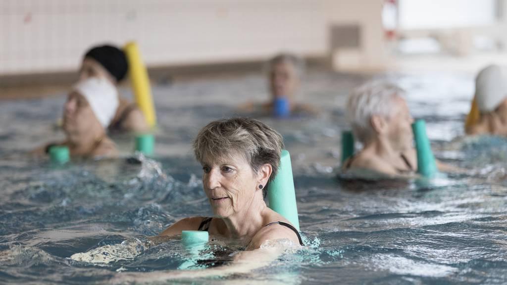 Regionales Konzept Schwimmbäder