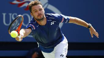Stan Wawrinka gegen Donald Young am US-Open