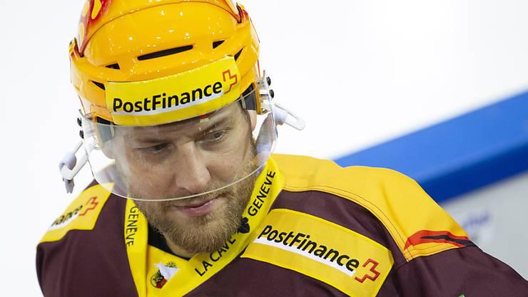 Servettes schwedischer Stürmer Linus Omark spielte mit seinen 23 Skorer-Punkten bereits 6900 Franken für den Genfer Nachwuchs ein