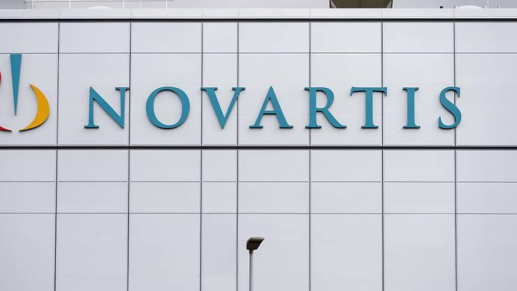 Der Basler Pharmakonzern Novartis hat den Erhalt eines Schreibens aus den USA bestätigt, bei dem es um zurückgehaltene Daten zu einem Medikament gehen soll. (Archivbild)