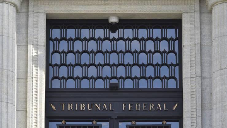 Das Bundesgericht musste im Fall des Spiezer Doppelmordes über eine Verwahrung entscheiden. (Archiv)