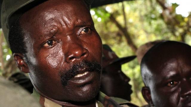 Gegen seine Rebellen fordern NGO UN-Schutz: LRA-Führer Joseph Kony (Archiv)