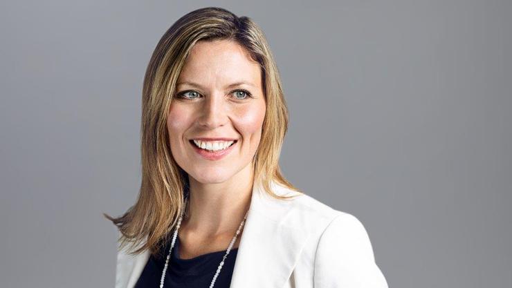 SVP-Kandidatin Jacqueline Ehrsam ist Unternehmerin und dreifache Mutter.