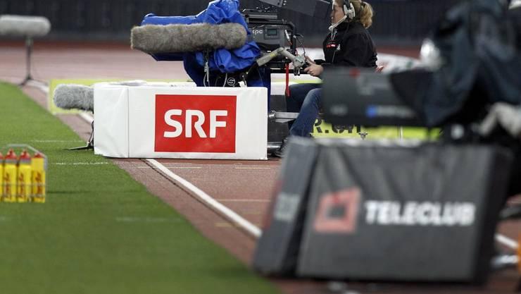 Die SRG schaut im Kampf um die Rechte einer Liveübertragung des Champions-League-Finals gegen Teleclub in die Röhre.