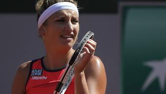 Timea Bacsinszky greift in Eastbourne wieder ins WTA-Geschehen ein