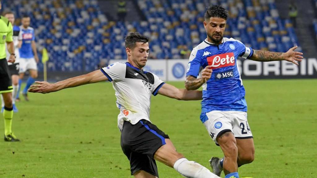Remo Freuler trifft für Atalanta