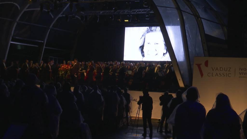 Trotz Trauer: Vaduz Classic im Zeichen der Filmmusik