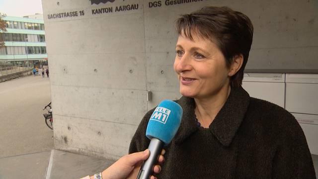 «Es ist wichtig, dass wir mit allen Akteuren vertrauensvoll zusammenarbeiten können»: Franziska Roth über Widmers Abgang