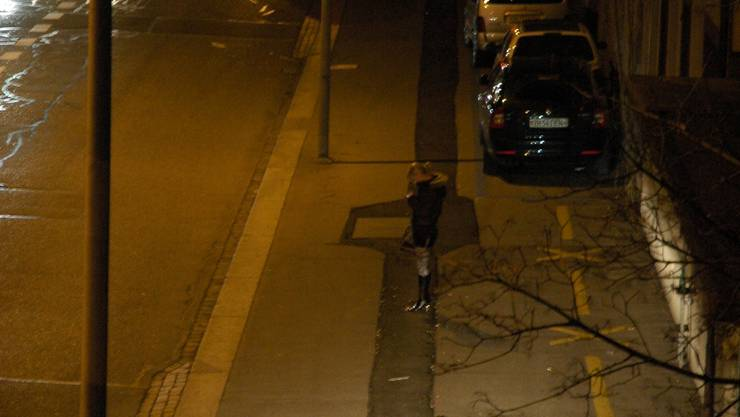 Strassenstrich: Wohl noch nie gab es so viele Prostituierte in Zürich. (mts)